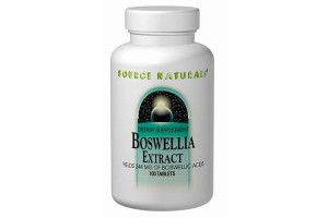 Source Naturals Boswellia Extract 375mg Yielding 262mg of Boswellic Acids