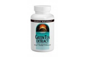 Source Naturals Green Tea Extract (EGCG) 500mg 120 Tabs